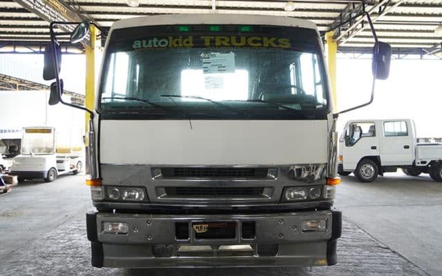 MITSUBISHI FUSO FP418D   AQA#0330