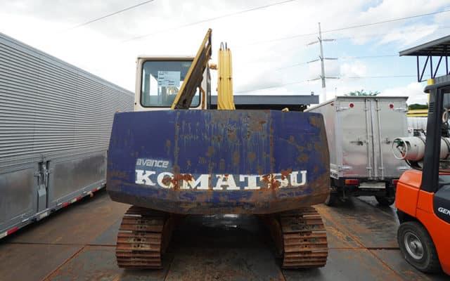 KOMATSU EXCAVATOR PC60-6 | B2#0002