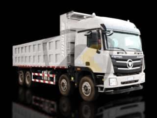 FOTON GTL 8X4 DUMP TRUCK EURO 4 (430HP) | FOTON#0003