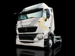 HOWO A7 4X2 TRACTOR HEAD EURO 4 (420HP) | HOWO#0003