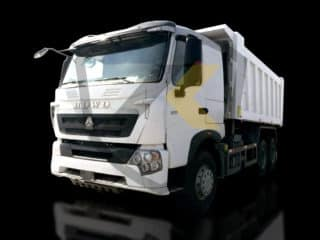 HOWO A7 6X4 DUMP TRUCK EURO 4 (380HP) | HOWO#0004