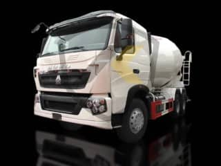 HOWO 6X4 TRANSIT MIXER EURO 4 (380HP) | HOWO#0007