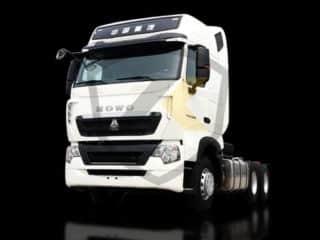 HOWO A7 6X4 TRACTOR HEAD EURO 2 (420HP) | HOWO#0008