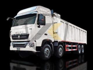 HOWO 8X4 DUMP TRUCK EURO 2 (420HP) | HOWO#0011