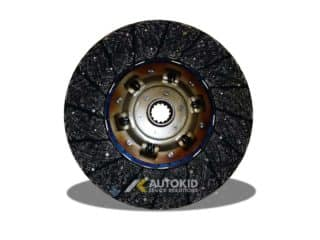 CLUTCH COVER MFD-009 | ENG#00091