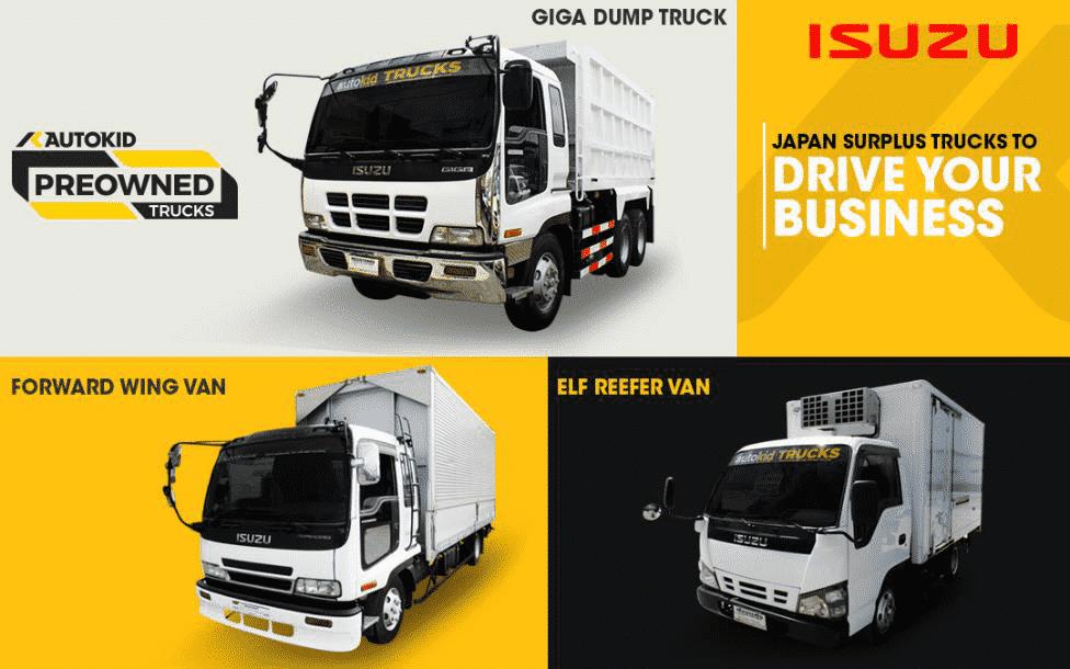 8598f759f0 Isuzu Trucks Philippines