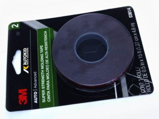 DOUBLE SIDED TAPE 1/2 3614   S#00255