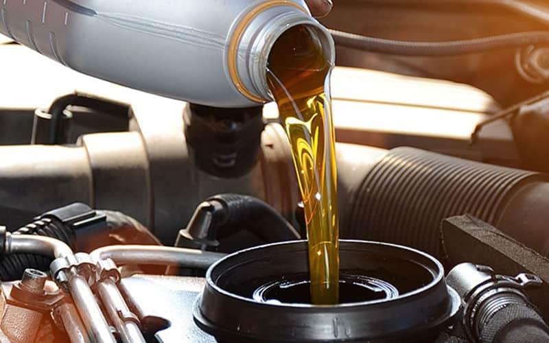 Regular Oil Change