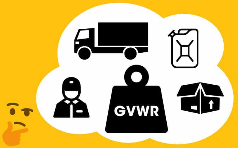 Gross Vehicle Weight Rating GVWR