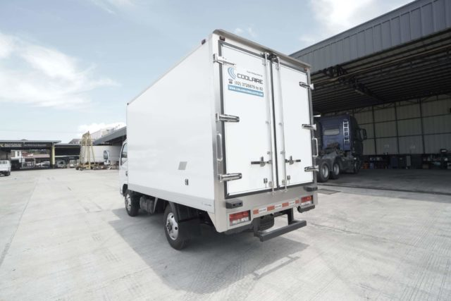 DONGFENG CAPTAIN-C 4W CAB CHASSIS (12.5FT) | DF#0003