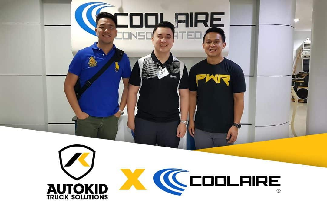 Autokid Partners with Coolaire