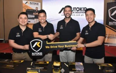 James Deakin Named Ambassador  of Newest Trucking Solution in the Philippines