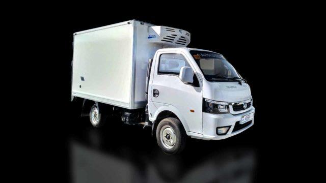 Autokid Dongfeng Captain T Reefer Van