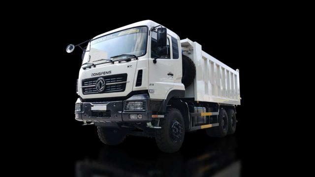 Dongfeng KC Dump Truck 10w
