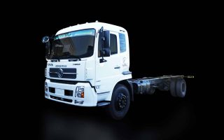 DONGFENG KR 6W CAB CHASSIS   DF#0013