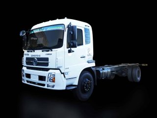 DONGFENG KR 6W CAB CHASSIS | DF#0013