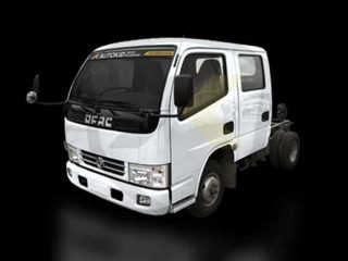 Dongfeng Double Cab Chassis