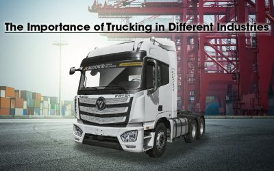 The Importance of Trucking in Different Industries