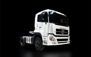 DONGFENG KL 6W TRACTOR HEAD   DF#0016