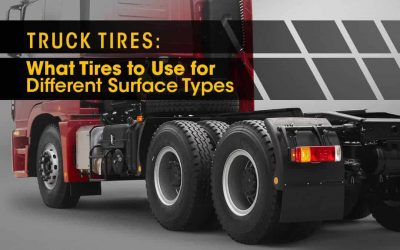 Truck Tires: What Tires to Use for Different Surface Types