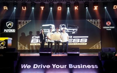 Autokid Forges Partnership with Dongfeng