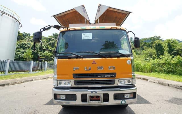 MITSUBISHI SUPER GREAT FU511UZ | RP#0257