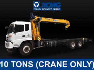(10 TONS) XCMG TRUCK-MOUNTED CRANE | XCMG#0007