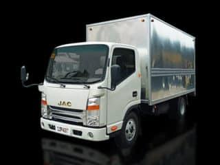 JAC Queen N-Series 14FT Aluminum Van | TS#0004