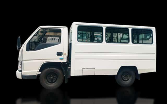 JMC JMH FB Body Truck   TS#0008