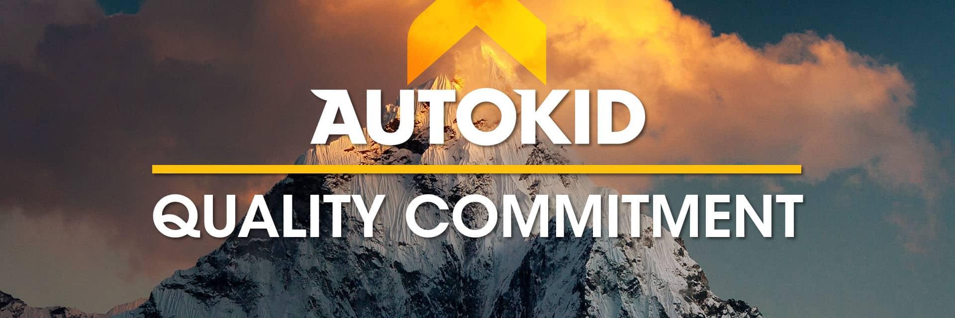 autokid quality commitment mobile