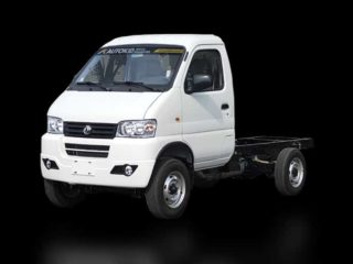 DONGFENG CAPTAIN-W 4W CAB CHASSIS | DF#0011