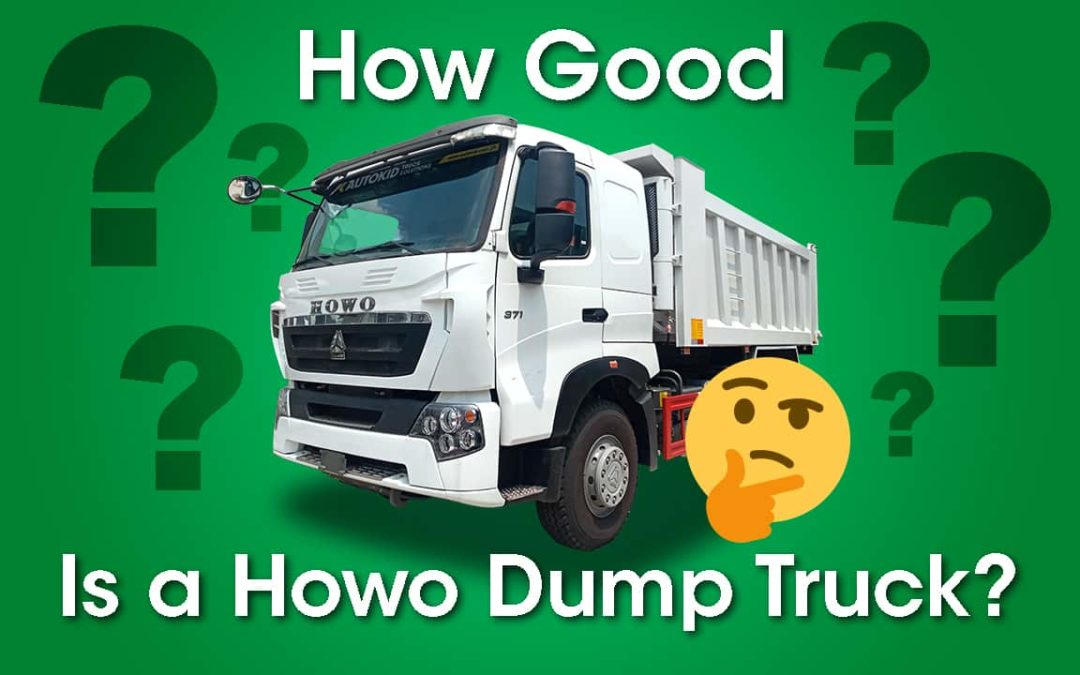 HOWO dump truck units offer great value for money but are they any good? Learn how the brand reflects the state of Chinese manufacturing.